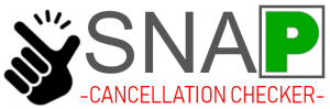 SnapCC – Driving test cancellations finding service.